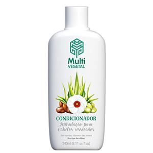 Condicionador Natural e Vegano cabelo cacheado