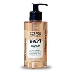 shampoo natural vegano cacho terapia