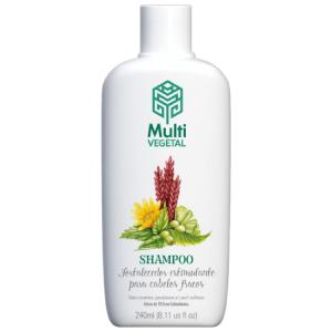Shampoo Fortalecedor Multi Vegetal