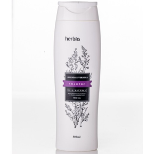 Shampoo Natural e Vegano Lavanda e Verbena Herbia